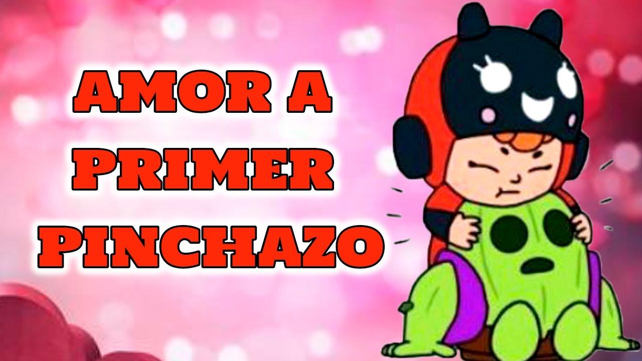 AMOR A PRIMER PINCHAZO - ANIMACIÓN BRAWL STARS