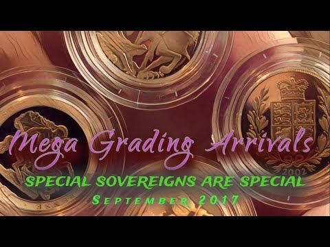 Starting to Collect Sovereigns - Some advice and a look at s