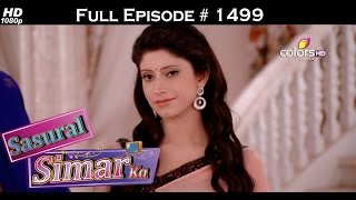 Sasural Simar Ka - 10th May 2016 - ससुराल सिमर का - Full Episode (HD)