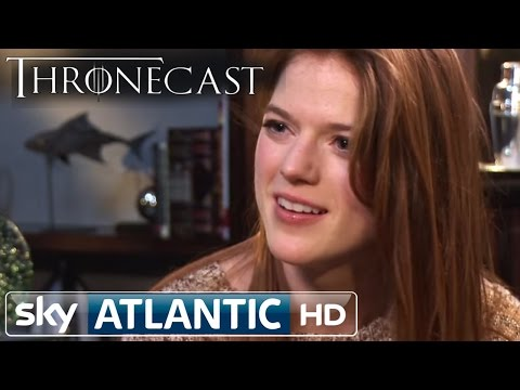Game of Thrones Ygritte - Rose Leslie Thronecast Interview