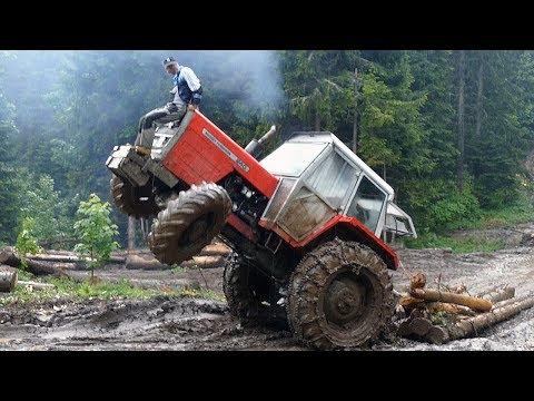 Traktoristi kaskaderi