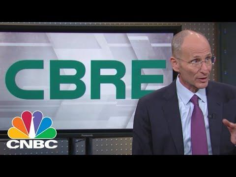 CBRE Group CEO: International Growth | Mad Money | CNBC