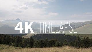 [4K] Timelapse Col d'Aspen