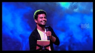 pogaadhe acoustic cover by ajesh