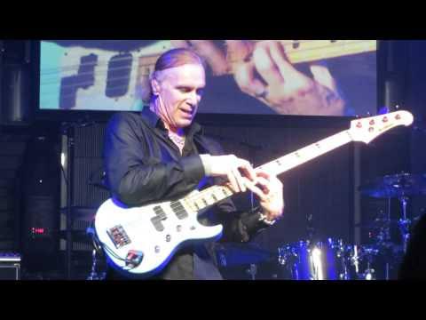 Billy Sheehan Bass Solo Ft.Lauderdale