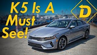 2021 Kia K5 Is A Must Drive! C…