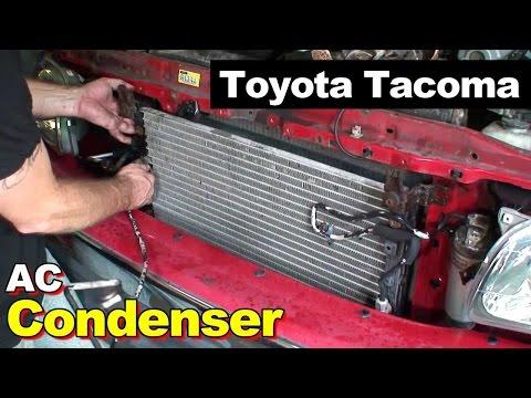 1998-2004 Toyota Tacoma L4 2.4L 2.7L /& V6 3.4L New A//C AC Condenser Kit Fits