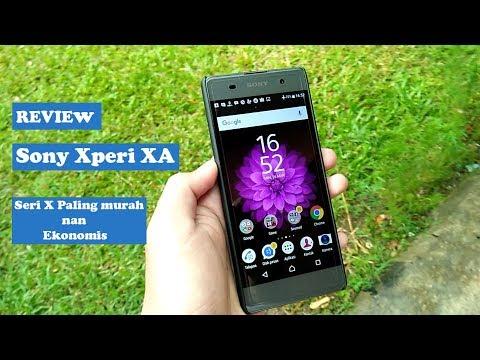 Review Sony Xperia XA Single [Indonesia].