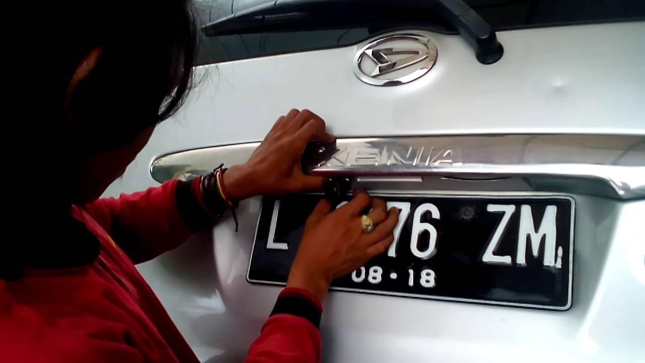 Kamera Parkir Grand New Veloz Kelebihan Avanza 2016 Pemasangan Mundur Di Best One Variasi Mobil Terima Panggilan Youtube
