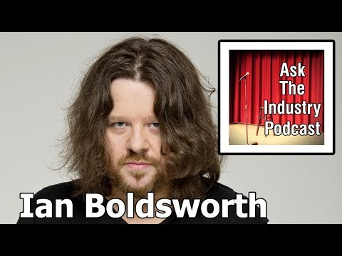 EP59 - Ian Boldsworth : The Artist Formerly Known As Ray Peacock