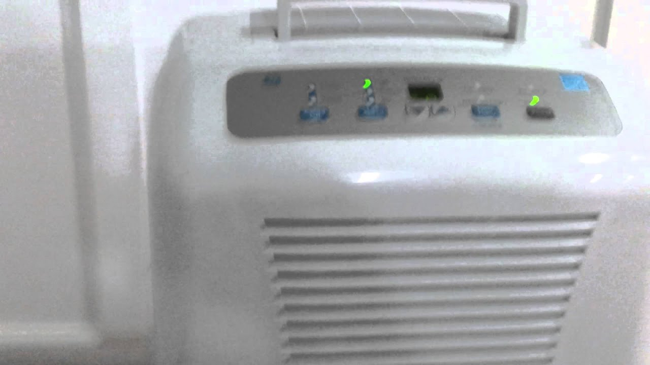 Ge Dehumidifier 50 Pint Honest Review Adel50lr Youtube