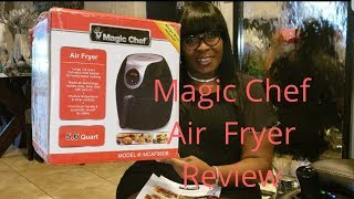 MAGIC CHEF AIR FRYER REVIEW