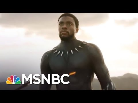 Meet 'Black Panther' Breakout Star Winston Duke | AM Joy | MSNBC