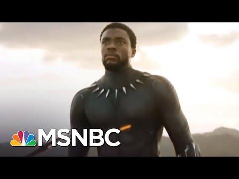 Meet 'Black Panther' Breakout Star Winston Duke | AM Joy | MSNBC