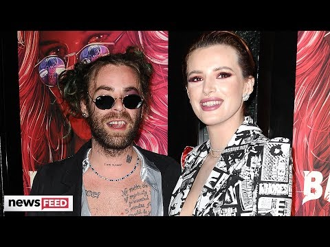 Bella Thorne KICKED OUT Of Ex Mod Sun's Home For This Reason