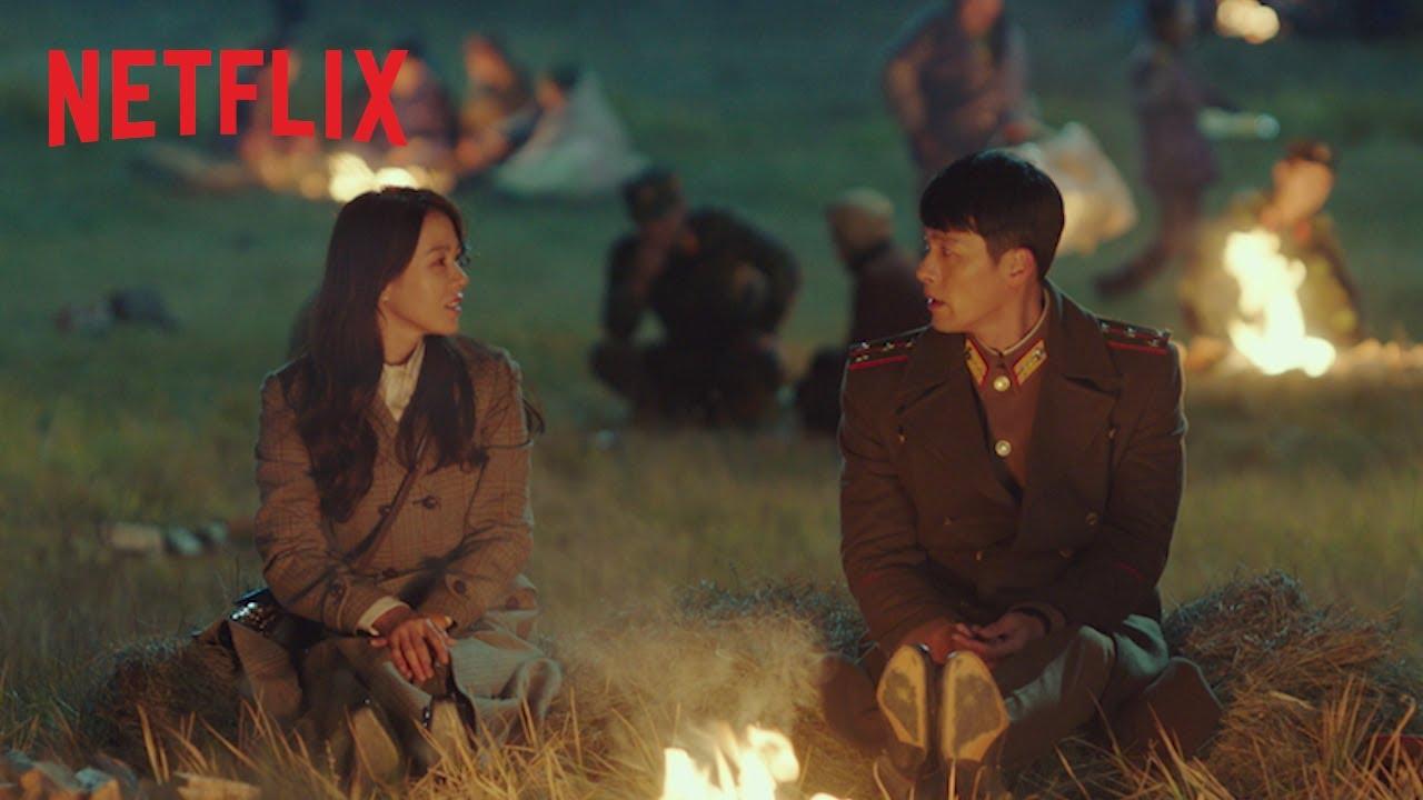 『愛の不時着』予告編 - Netflix - YouTube