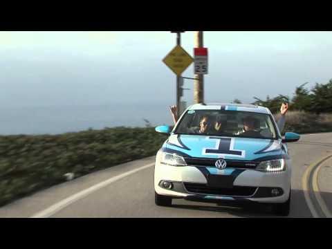 VW Jetta Hybrid MPG Championship