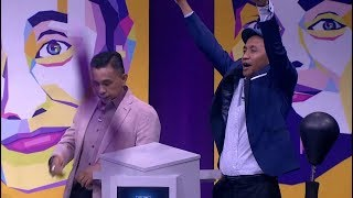 Wohoo Akbar & Dery Sapu Bersih Jawaban di Depan Bedu 3/4