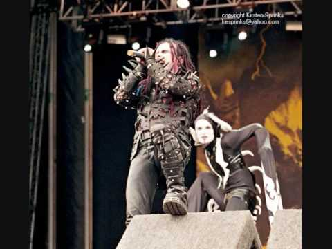 Fear of the dark  cradle of  Filth