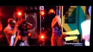 Reggae Segment of 2013 BET Awards- Crazy Performance