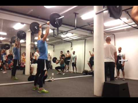 Fit4Life (Stockholm crossfit gym)