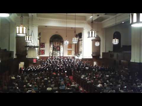 Here's To Song- McMaster University Choirs