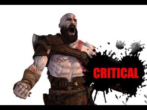 [크리티컬] 갓오브워4 크레이토스 - 그림 그리기 [Critical] Painting - God of War4  Kratos
