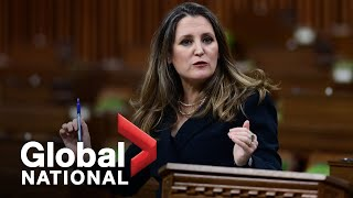 Global National: April 19, 2021 | Canada pledges nearly $50B in spending in new budget