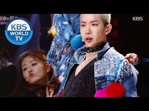 Jo Kwon&Shin Joohyup& MJ - Twist King (Immortal Songs 2) I KBS WORLD TV 200822