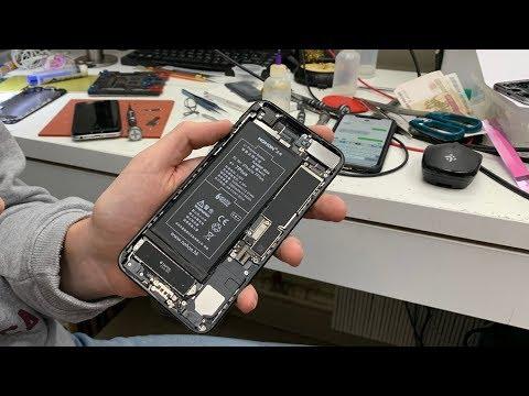 Аккумулятор увеличенной емкости на IPhone 7 - 116% заряда (nohon)
