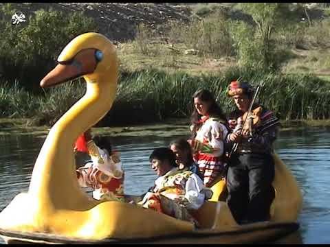 QORY CHICCHI: Mayordomo (Pascua SALCAHUASI Tayacaja HVCA) Yasmin Tello Colqui, Nilda Colqui