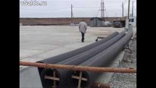Газопровод взрыхлит центр Верхней Салды