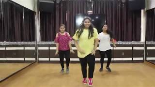 Thug Ranjha | Akasa | Easy Dance Steps Choreography | Step2Step Dance Studio | Girls Dance Video
