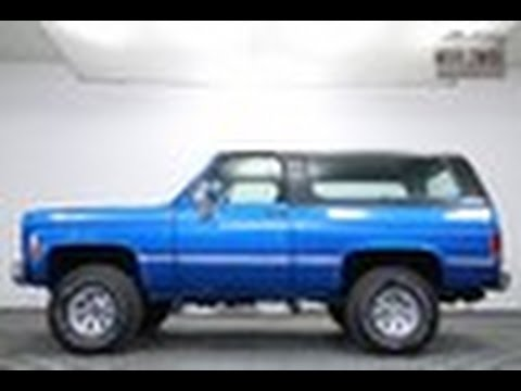 1975 chevrolet blazer ac auto 8k miles show or go for sale 1975 chevrolet blazer ac auto 8k miles show or go for sale youtube publicscrutiny Image collections