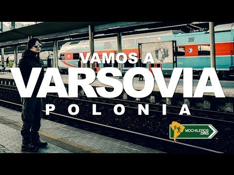 QUÉ VER EN POLONIA - VARSOVIA