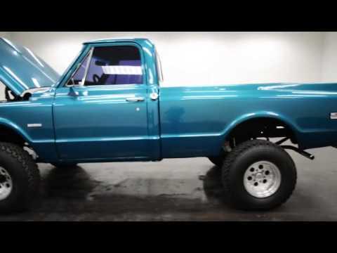 1970 Chevrolet K10 SWB 4x4 Pickup - YouTube