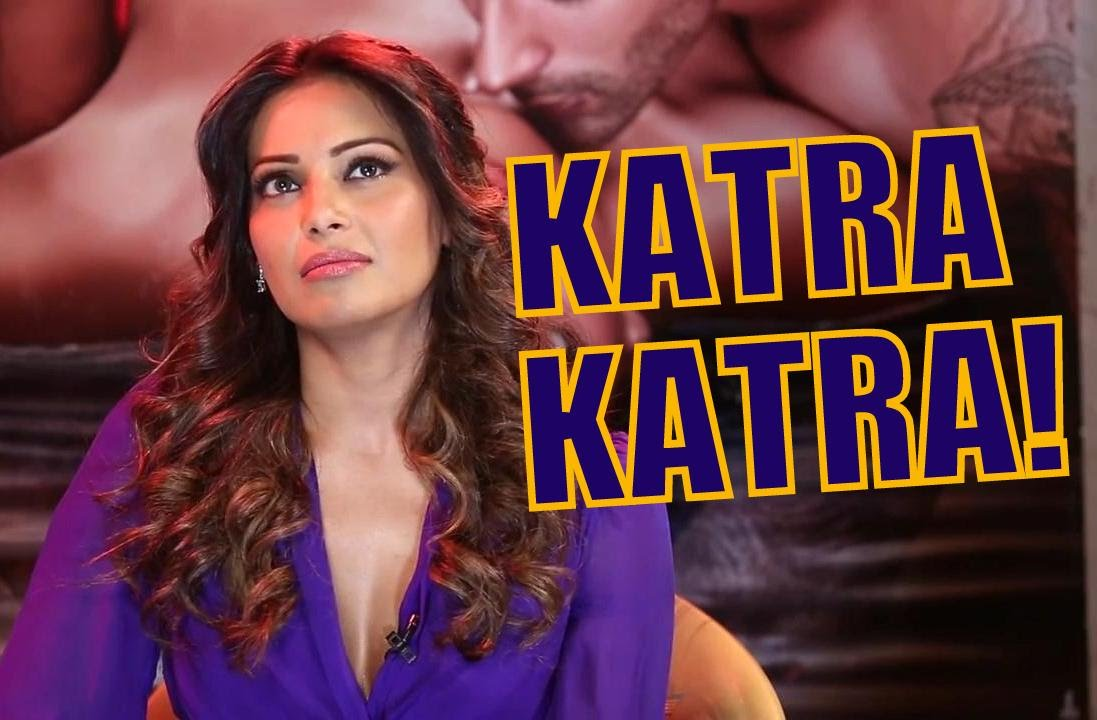 karan singh grover & hot bipasha basu discuss 'katra katra' from