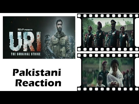 Pakistani Reaction | URI Teaser | Vicky Kaushal | Yami Gautam | Aditya Dhar