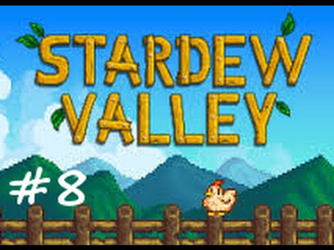 Stardew Valley - Ep 8 - Fishing With a Purpose