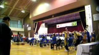 2008.11.1 古川東中学校 校歌