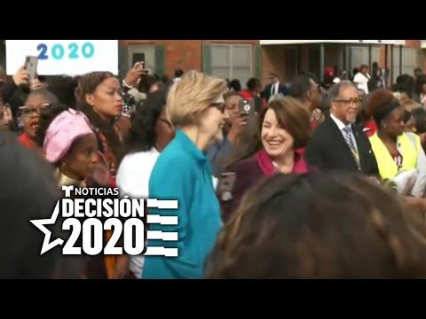 Precandidatos Marcharon En Selma, Alabama Durante Importante Aniversario   Noticias Telemundo
