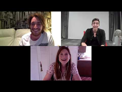 Double trouble S2 e3 with Bonnie Wright!!