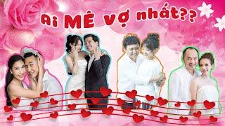 Đâu là những ông chồng MÊ VỢ nhất Showbiz Việt sau những sóng gió ly hôn ??? | SML