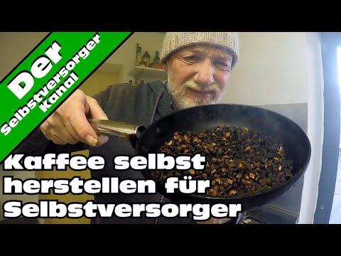 Kaffee selbst herstellen für Selbstversorger