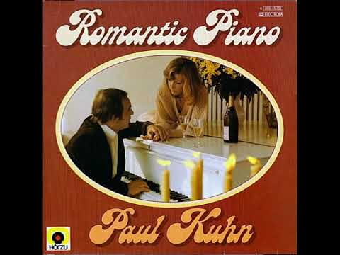 PAUL KUHN – ROMANTIC PIANO [LP]