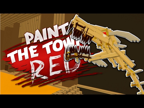 Fgteev Paint The Town Red