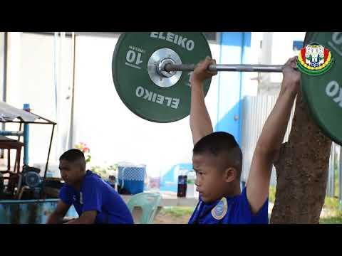 โรงเรียนกีฬาชลบุรีตอน2 สัมภาษ์หัวหน้าโค้ช