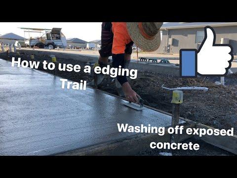 How to concrete in Australia 13