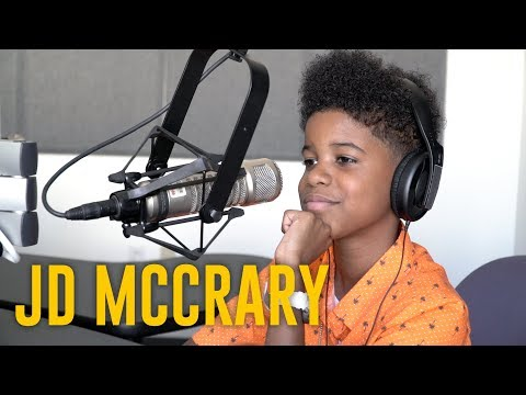 JD McCrary Talks Performing At The Grammys, Meeting Childish Gambino, Voicing Young Simba & More!