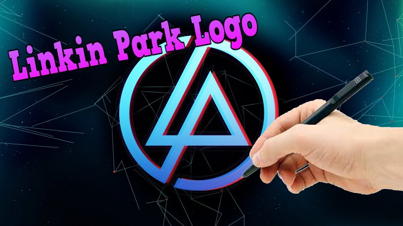 drawing a linkin park